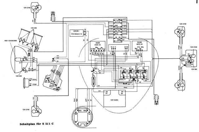 Schaltplan S51C